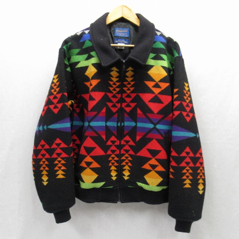 【中古】PENDLETON/ペンドルトン ジャケット サイズ:ー カラー:マルチ / アメカジ【f093】