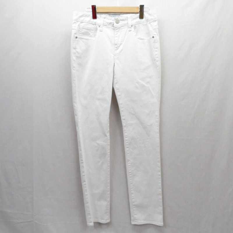 【中古】GUESS/ゲス パンツ サイズ:M カラー:ホワイト【f114】