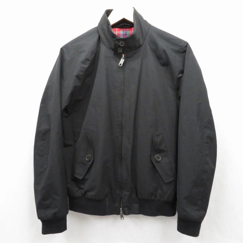 【中古】BARACUTA/バラクータ ジャケット サイズ:38 カラー:ブラック / インポート【f094】