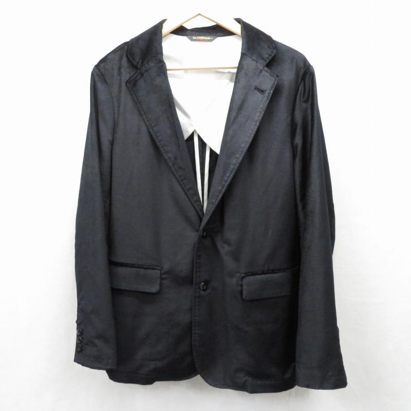 【期間限定】ポイント20倍【中古】MR.GOODMAN/ミスターグッドマン セットアップ スーツ サイズ:S カラー:ブラック / ドメス 【f096】