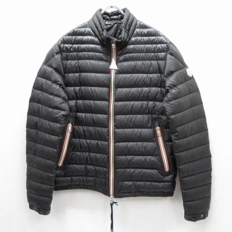 【中古】MONCLER/モンクレール DANIEL GIUBBOTTO ダウンジャケット サイズ:3 カラー:ブラック【f108】