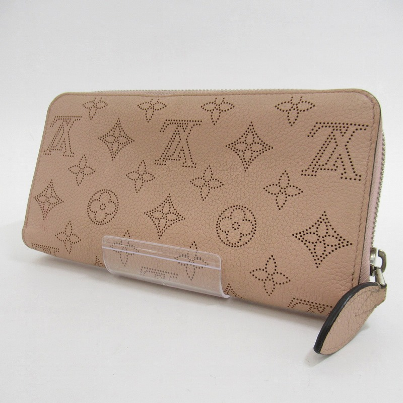 new concept 9a3ae 585c5 ジッピー・ウォレット マヒナ M61868 VUITTON|ルイヴィトン ...