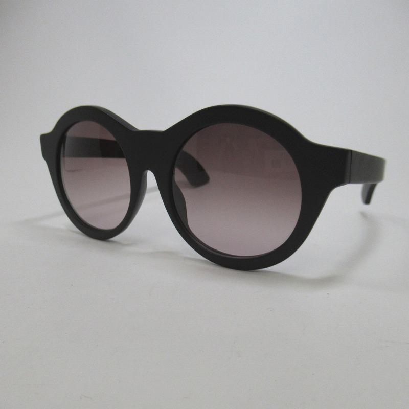 【中古】KUBORAUM |クボラム mask u3 black サングラス サイズ: カラー:ブラック【f116】