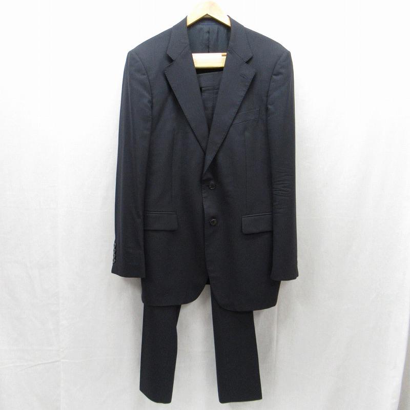 【中古】GUCCI/グッチ スーツ セットアップ サイズ:50 カラー:ダークネイビー 【f108】