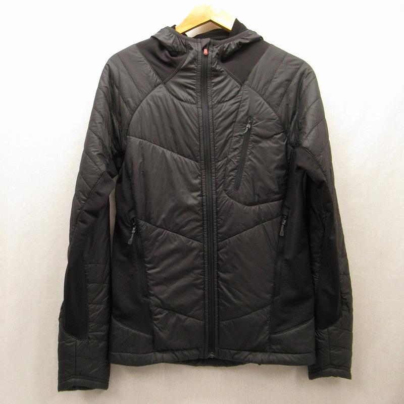 【中古】SMARTWOOL/スマートウール ナイロンジャケット サイズ:S カラー:ブラック / アウトドア【f092】