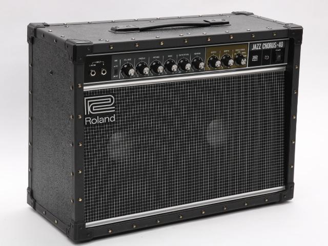 Roland【JC-40】ギター用コンボアンプ【中古/ローランド/ジャズコーラス】岡山店