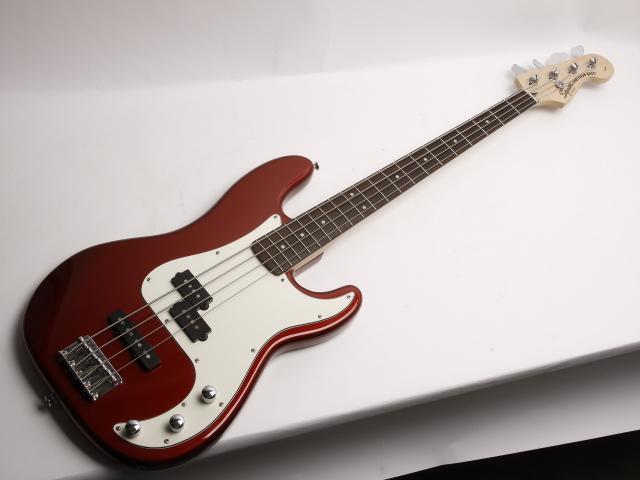 ★送料無料★Squier by Fender 【standard series P-Bass】CAR【中古エレキベース/スクワイア/プレベ/フェンダー】岡山店【smtb-u】