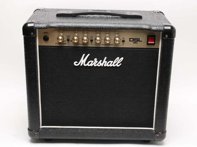 Marshall【DSL5C】ギターコンボアンプ【中古/ギターアンプ/マーシャル/DSL】岡山店【smtb-u】