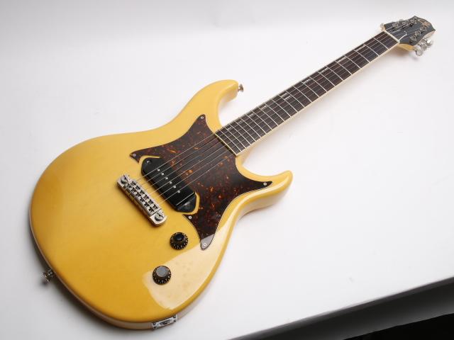 ★送料無料★Giffin Guitars【Model T】TV Yellow【中古エレキギター/レスポール/ロジャーギフィン/ハイエンド】岡山店【smtb-u】