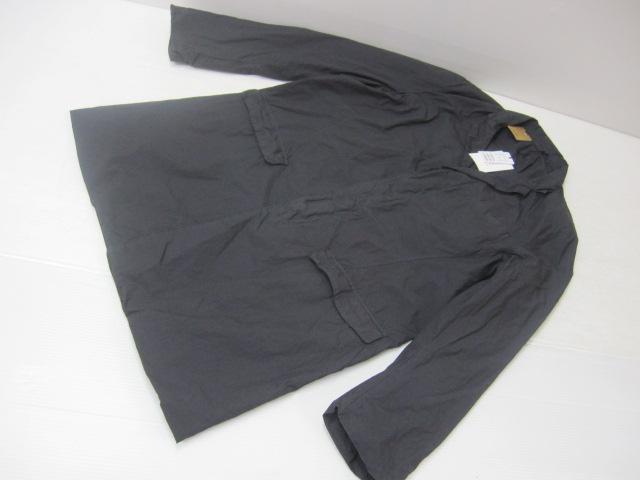 BLUE WORK ブルーワークトゥモローランド チェスターコート 紺 Mサイズ