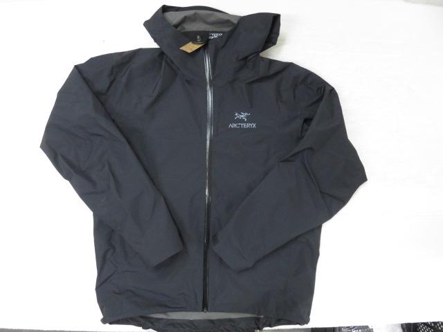 ARC'TERYX アークテリクスBeta SL Jacket BIRD AID保証書付き ブラック サイズ:M ※中古