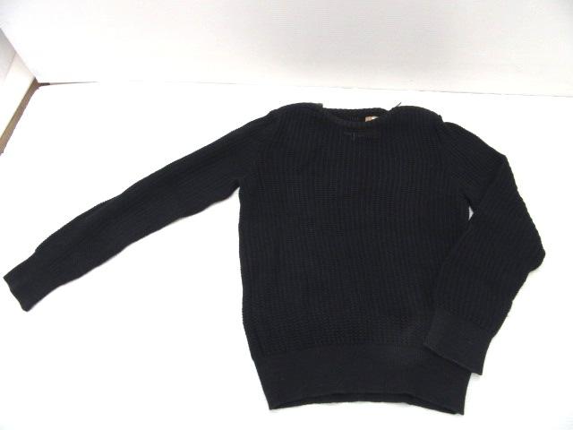 Martin Margiela マルタンマルジェラコットンセーター 2016 紺 サイズ:L ※中古
