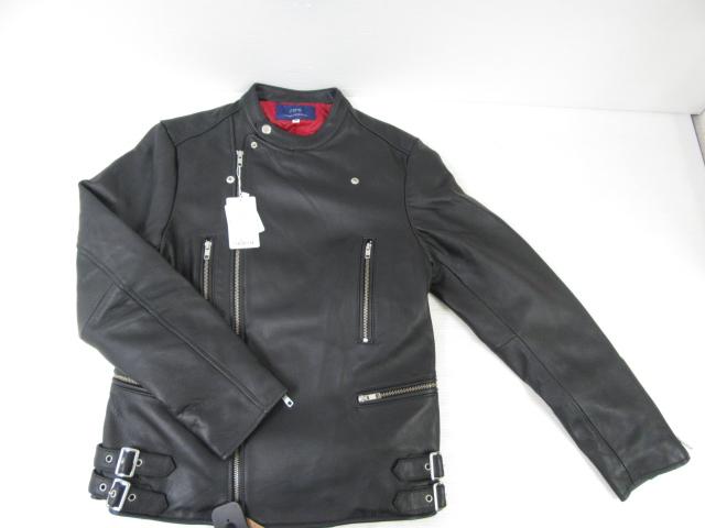 URBAN RESERCH アーバンリサーチSHEEP SKIN ダブルライダースジャケットブラック サイズ:38 ※中古