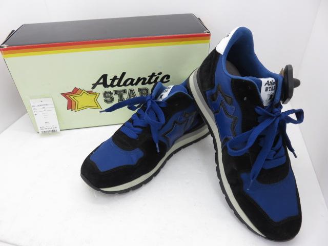 Atlantic STARS アトランティックスターズスニーカー サイズ:41 箱有 ※中古