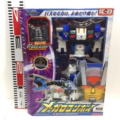 トランスフォーマー メガロコンボイ GC-23【中古】 ホビー ロボット トランスフォーマー 53H08010525