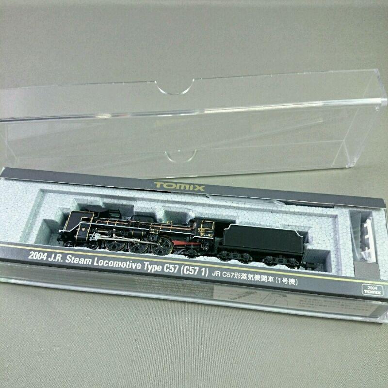 【中古】TOMIX JR C57形蒸気機関車(1号機)[240010236889]
