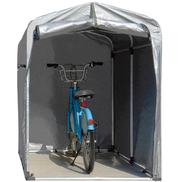 自転車やバイクお荷物をホコリや雨から守ります  テント サイクルハウス サイクルガレージ サイクルポート 1.8×1.0m バイクガレージ 自転車 収納 自転車置き場 2台 駐輪場 雨除け バイクハウス 送料無料 ###テントCP-001###