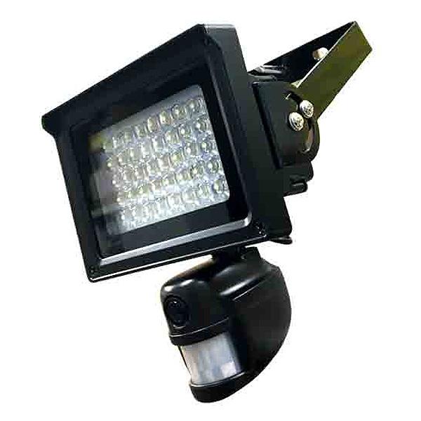 人感センサーライト LEDライト 投光器 録画機能 人感センサー付 カメラ付センサーライト 防犯カメラ 防犯ライト 屋外使用可 送料無料###センサーライトDVR###