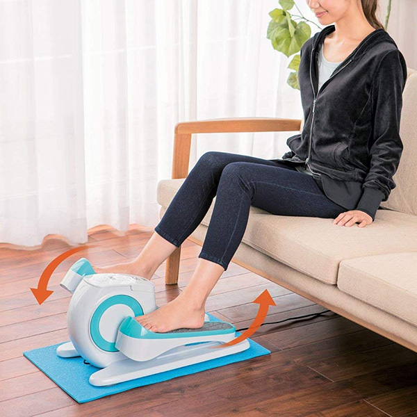ステッパー ペダル運動器 電動アシストペダルこぎ マット付 トレーニング機器 フィットネスマシン ダイエット器具 有酸素運動 健康器具 省スペース 送料無料/###ペダルステップ###