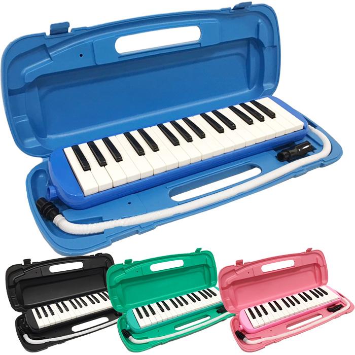 音階シール付でドレミの書き込み不要 着後レビューで特典C 鍵盤ハーモニカ ケース ホース 吹き口 32鍵盤 卓奏用パイプ 卓奏用ホース 立奏用吹き口 軽量 お宝プライス おもちゃ 時間指定不可 即納 クロス 32鍵盤ハーモニカ プレゼント メロディピアノ 音階シール付き 贈り物 ###鍵盤KFQ-32J-### メロディカ 送料無料