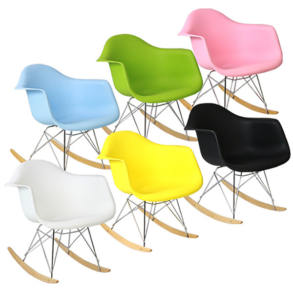 イームズ チェア 椅子 リビングチェア イームズチェア RAR イームズチェアー 木製 シェルチェア 北欧 シンプル  イームズ チェア イームズチェア Eames チャールズ・イームズ アームシェル ロッカーベース RAR ゆりかご 北欧 デザイナーズ リプロダクト 送料無料 お宝プライス ###チェアXD-166S###