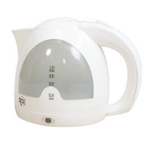 ケトル 電気ケトル ケトル 電気ケトル 90秒で沸かせる! シンプル電気ケトル 1.0L 900W オートオフ機能 給水・お手入れ簡単###電気ケトルWK-29###