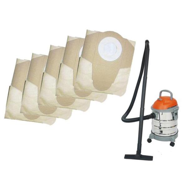 掃除機 今季も再入荷 紙パック式 紙パック 掃除 業務用 室内 クリーナー###紙パック5枚3045-1 気質アップ ### 乾湿両用掃除機 バキューム