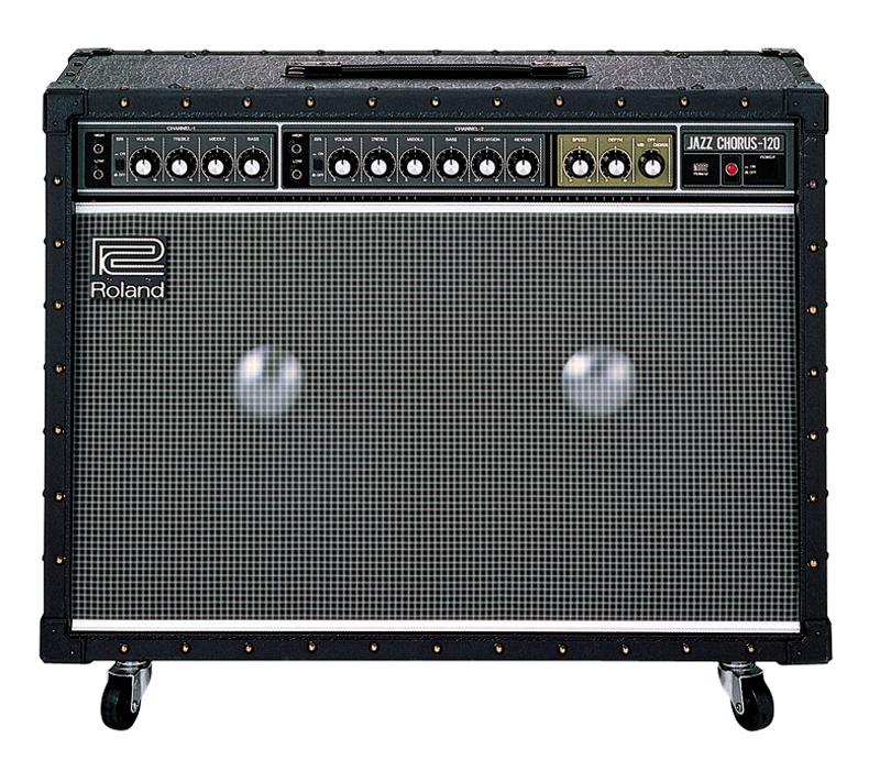 ROLAND ローランド ギターアンプ Jazz Chorus JC-120【送料無料】【smtb-ms】【zn】