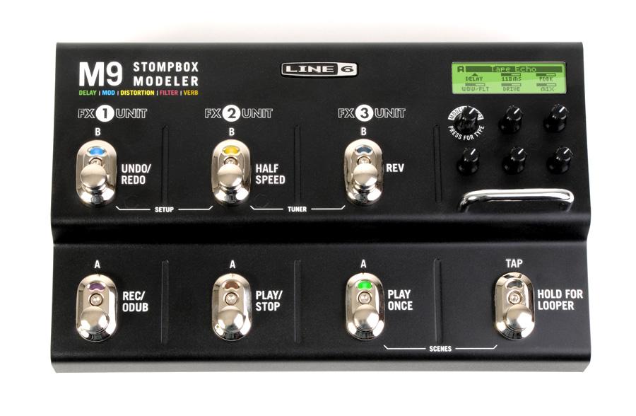 贅沢屋の LINE6 M9 Stompbox M9 Modeler ライン6 エフェクター Modeler【送料無料 ライン6】【smtb-ms】【zn】, jc de castelbajac 美晃堂:1623b9bc --- bibliahebraica.com.br