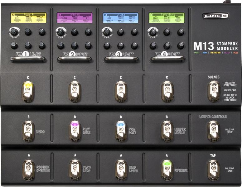 【別倉庫からの配送】 LINE6 M13 ライン6 エフェクター【送料無料 M13 ライン6】【smtb-ms】【zn LINE6】, フナイグン:5950d700 --- canoncity.azurewebsites.net