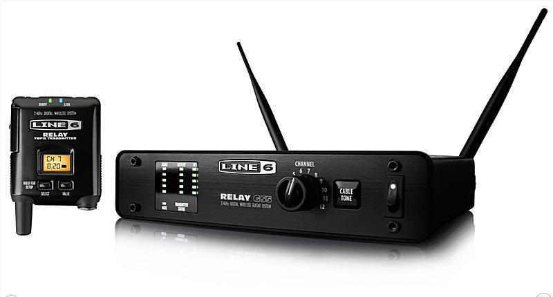 LINE6 Relay G55 ライン6 ワイヤレス受信機&送信機セット【送料無料】【smtb-ms】【zn】