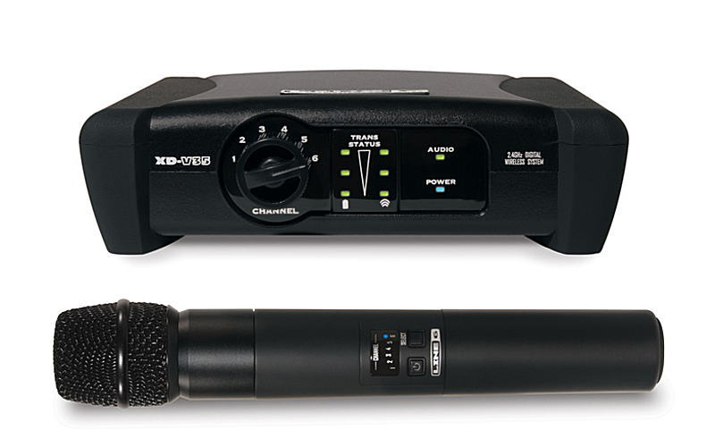 LINE6 XD-V35 ライン6 デジタル・ワイヤレス ハンドヘルド・マイク・システム【送料無料】【smtb-ms】【zn】