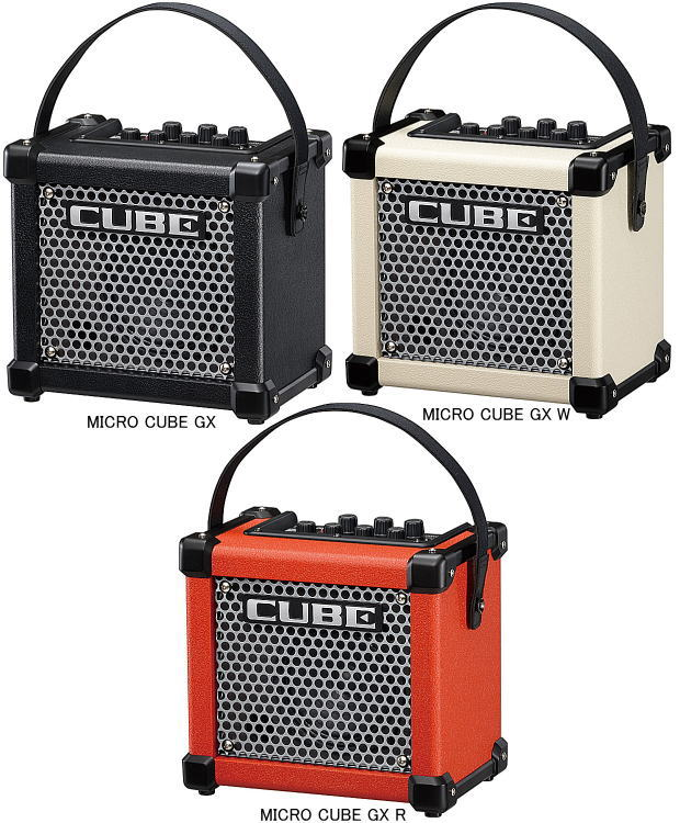 Roland ローランド ギター・アンプ MICRO CUBE GX【送料無料】【smtb-ms】【zn】