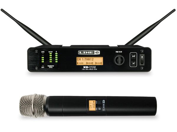 LINE6 XD-V75 ライン6 デジタル ハンドヘルド ワイヤレ スシステム【送料無料】【smtb-ms】【zn】