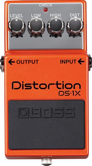 【即日発送O.K】BOSS Distortion DS-1X ボス コンパクト・エフェクター【送料無料】【smtb-ms】【zn】