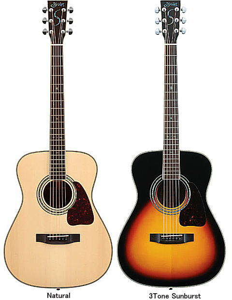 S.Yairi YF-5R S.ヤイリ アコースティックギター【送料無料】【smtb-ms】【zn】