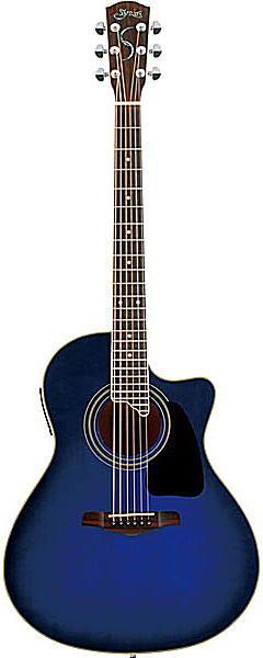 S.Yairi YE-4M Blueburst S.ヤイリ エレクトリックアコースティックギター【送料無料】【smtb-ms】【zn】