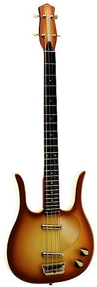 Danelectro Electric BASS LONGHORN BASS【smtb-ms】【zn】