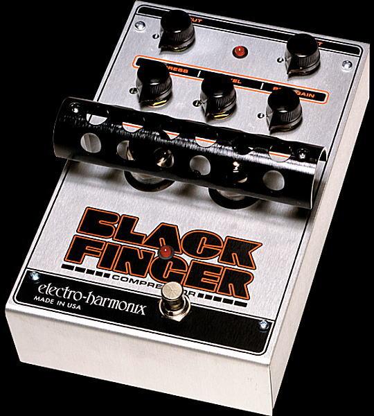 electro-harmonix Black Finger 真空管コンプレッサー【smtb-ms】【zn】
