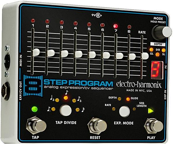 electro-harmonix 8 Step Program アナログ・シーケンサー【smtb-ms】【zn】