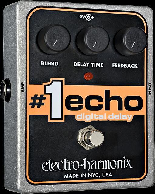 electro-harmonix #1 Echo Digital Delay エフェクター ディレイ【smtb-ms】【zn】