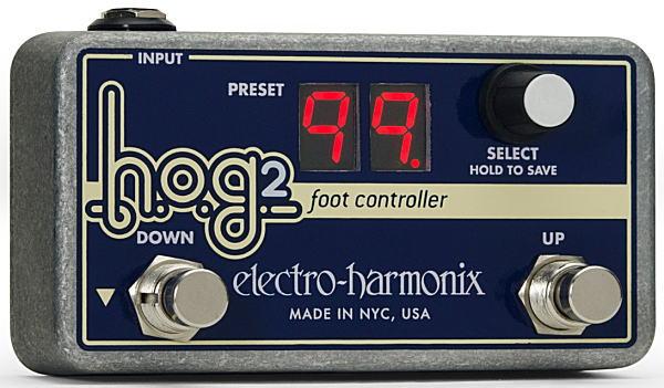electro-harmonix HOG2 Foot Controller HOG2専用フットコントローラー【smtb-ms】【zn】