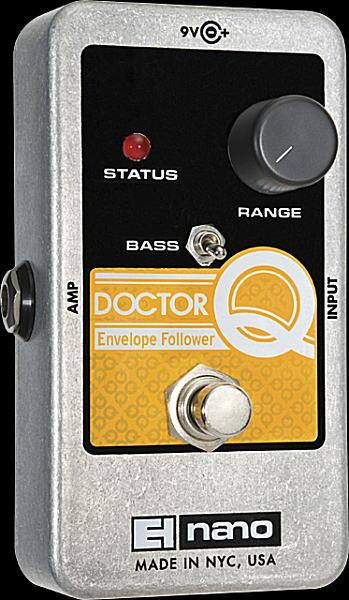 electro-harmonix Doctor Q クラシック・ファンク・ボックス【zn】