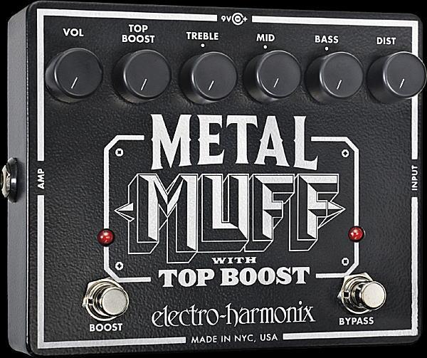 electro-harmonix Metal Muff メタル・ディストーション【smtb-ms】【zn】