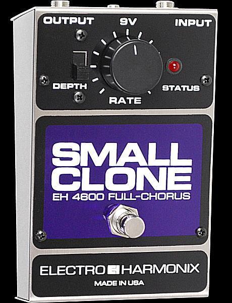 electro-harmonix Small Clone アナログ・コーラス【smtb-ms】【zn】
