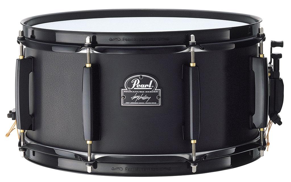 【即日発送O.K】Pearl JJ1365N パール ジョーイ・ジョーディソン スネア ドラム【Pearl Tシャツプレゼント!】【送料無料】【smtb-ms】【zn】