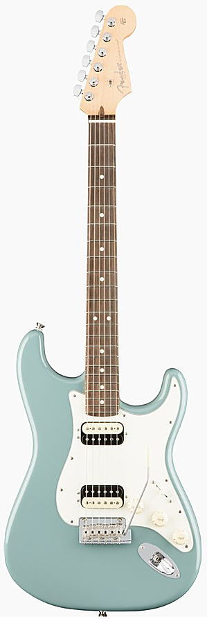 FENDER エレキギター AMERICAN PROFESSIONAL STRATOCASTER HH SHAWBUCKER Rosewood Fingerboard, Sonic Gray【smtb-ms】【zn】