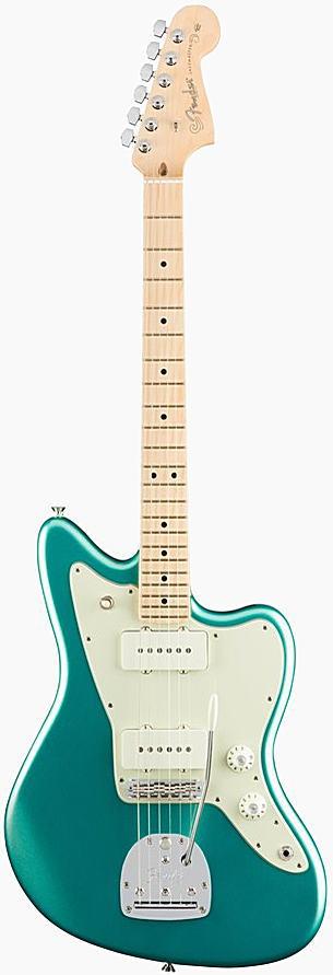 FENDER エレキギター AMERICAN PROFESSIONAL JAZZMASTER Maple Fingerboard, Mystic Seafoam【smtb-ms】【zn】