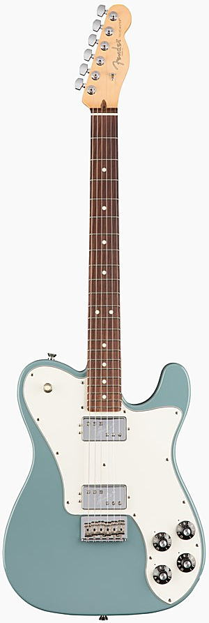 FENDER エレキギター AMERICAN PROFESSIONAL TELECASTER DELUXE SHAWBUCKER Rosewood Fingerboard, Sonic Gray【smtb-ms】【zn】