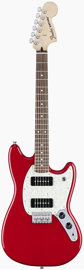 FENDER エレキギター MUSTANG 90 Pau Ferro Fingerboard, Torino Red【smtb-ms】【zn】